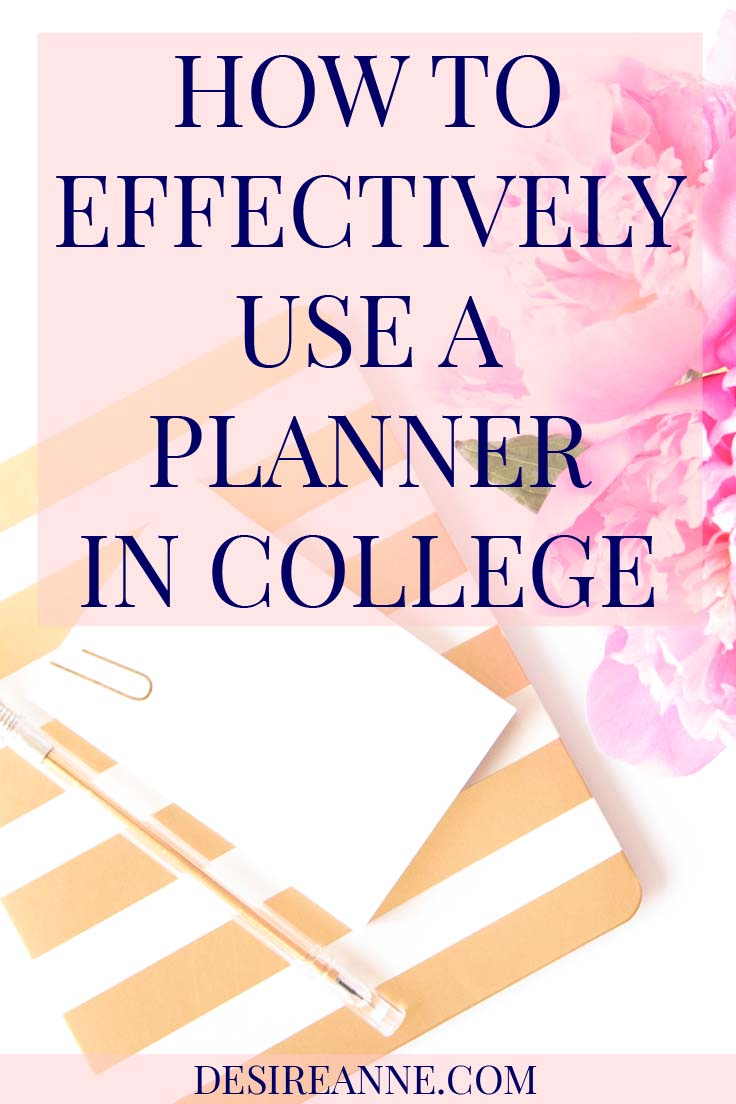 """As a college student, you need a #planner to stay organized! This post will teach you how to utilize the color code method, what to do with your syllabus the moment you get it, and more. 