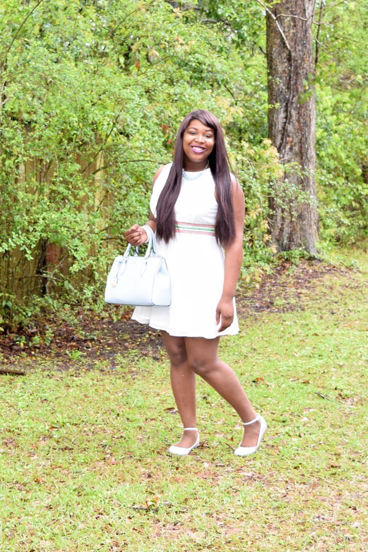 Desire Anne Easter Fashion; Alabama fashion, beauty, music blogger