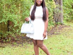 Desire Anne Easter Fashion; Alabama fashion, beauty, music blogger