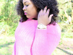Preppy Winter Fashion with Jord Wood Watches (Review) | by Desire Anne, Alabama blogger