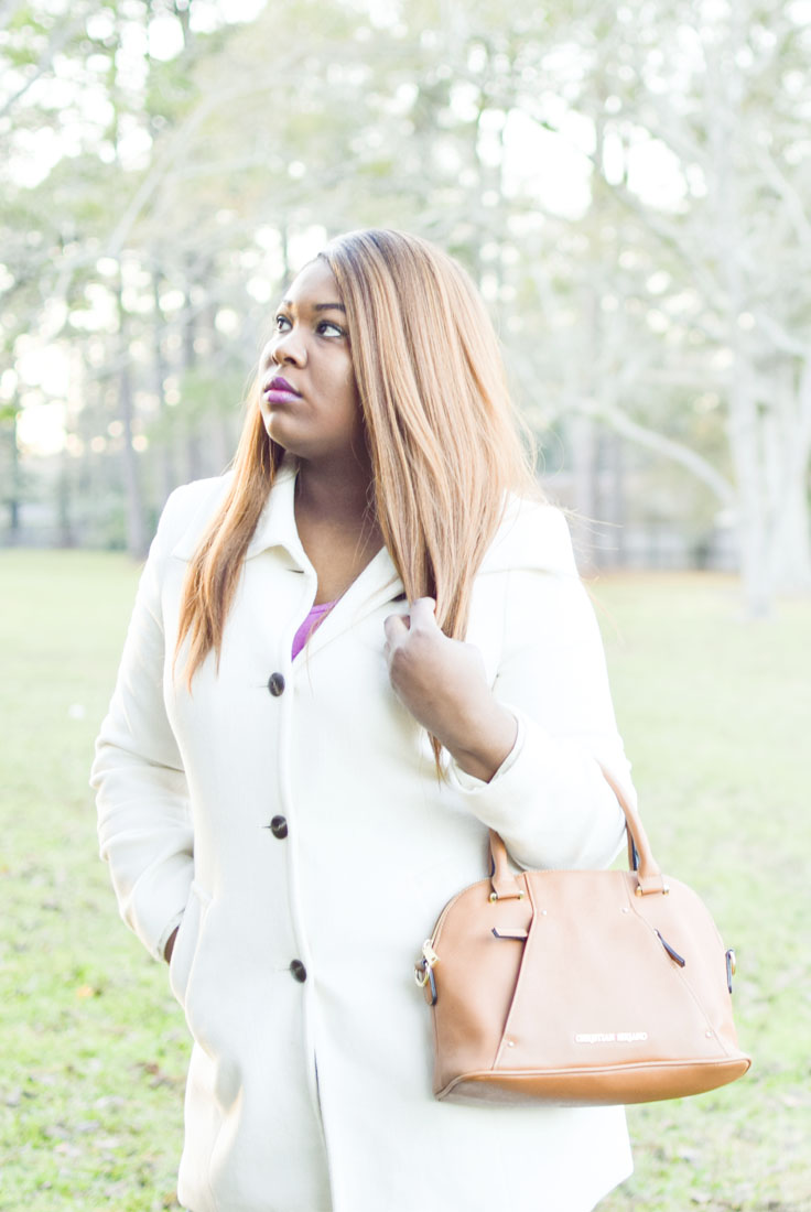 Affordable designer purse by Christian Siriano // a review by Desire Anne, Alabama fashion+beauty blogger ; tags: affordable cheap designer bags, dupes, #style, handbags, #fashionblogger, #ootd, #winterfashion